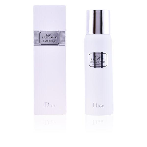 EAU SAUVAGE shaving foam 200 ml by Dior