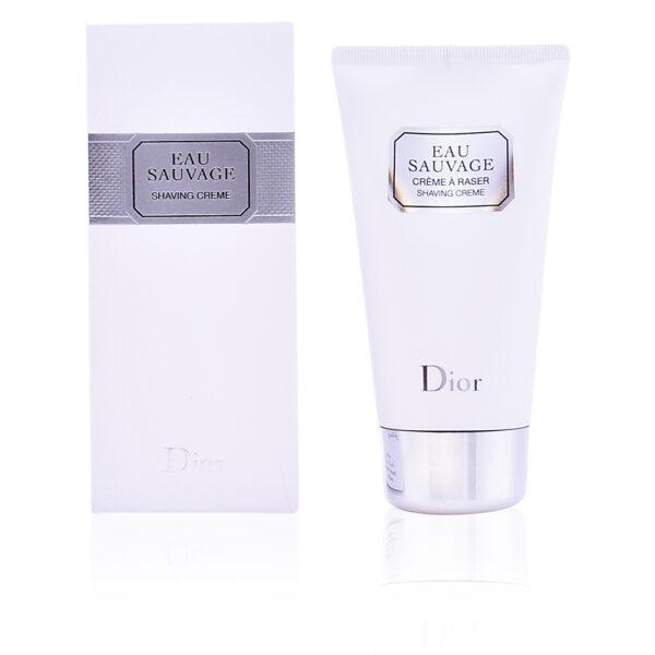 EAU SAUVAGE shaving cream 150 ml by Dior