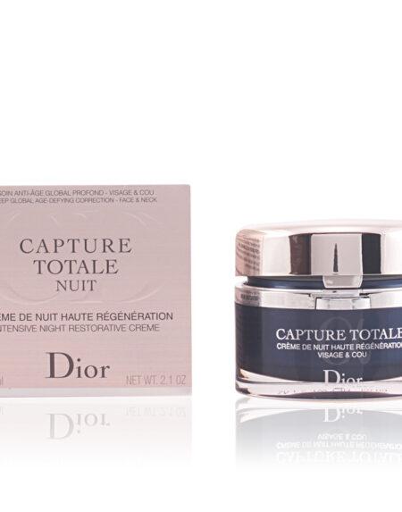 CAPTURE TOTALE crème nuit haute régénération 60 ml by Dior