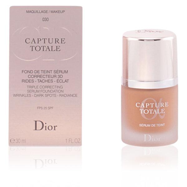 CAPTURE TOTALE fond de teint sérum #030-beige moyen 30 ml by Dior
