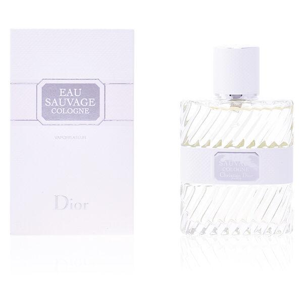 EAU SAUVAGE cologne vaporizador 50 ml by Dior