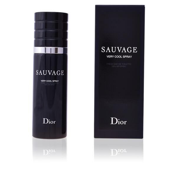 SAUVAGE VERY COOL SPRAY edt vaporizador 100 ml by Dior