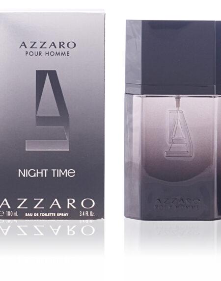 AZZARO POUR HOMME NIGHT TIME edt vaporizador 100ml by Azzaro
