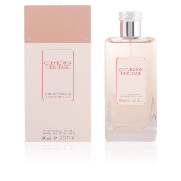 CHEVIGNON HERITAGE FOR WOMEN edt vaporizador 100 ml by Chevignon