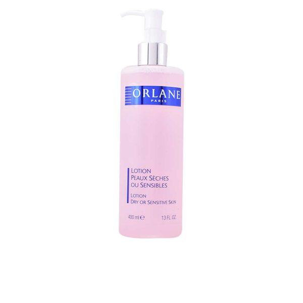 LOTION peaux sèches ou sensibles 400 ml by Orlane