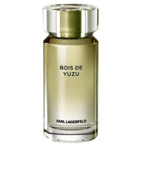 BOIS DE YUZU edt vaporizador 100 ml by Lagerfeld
