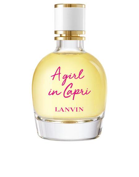 A GIRL IN CAPRI edp vaporizador 90 ml by Lanvin