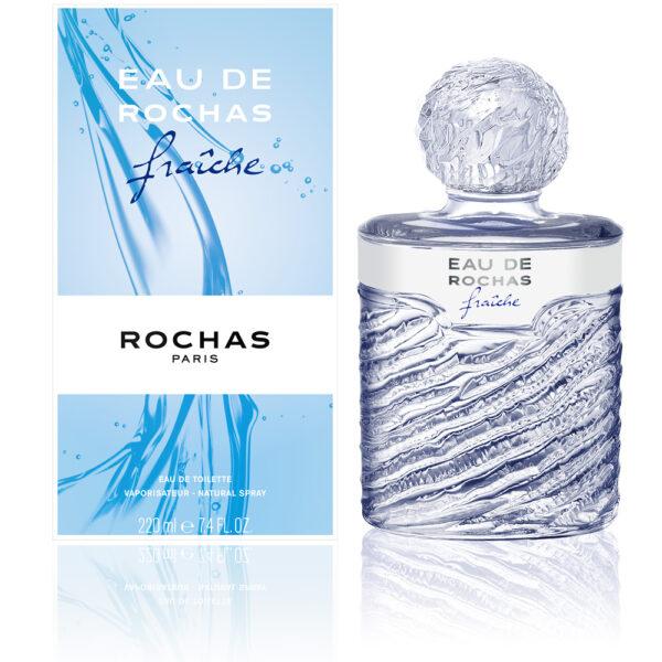 ROCHAS EAU FRAICHE edt vaporizador 220 ml by Rochas