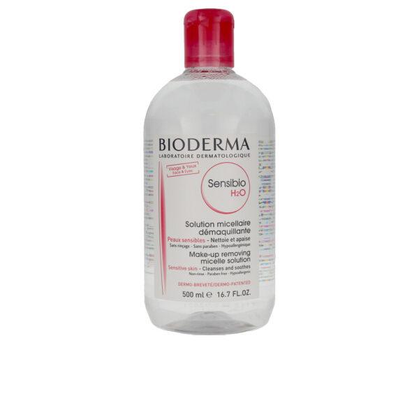 SENSIBIO H2O solution micellaire peaux sensibles 500 ml by Bioderma