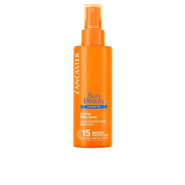 SUN BEAUTY oil free milky spray SPF15 150 ml by Lancaster