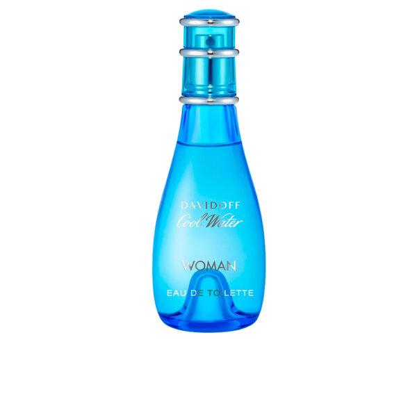 COOL WATER WOMAN edt vaporizador 30 ml by Davidoff