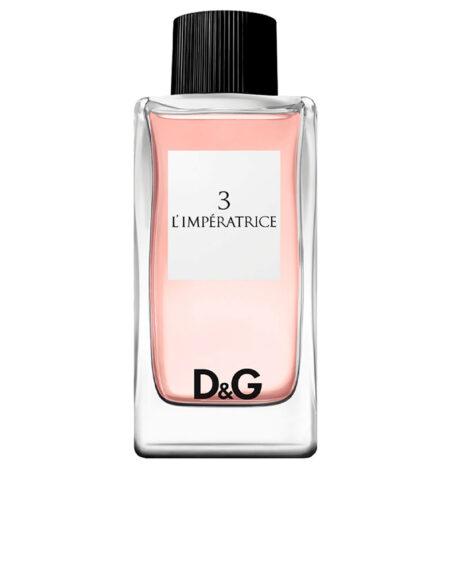 3 - L'IMPÉRATRICE edt vaporizador 100 ml by Dolce & Gabbana