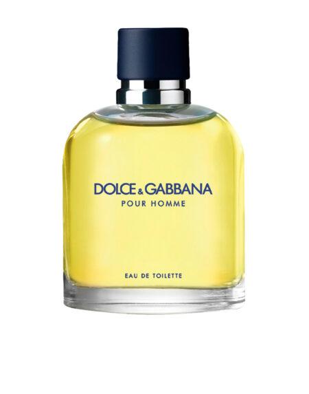 DOLCE & GABBANA POUR HOMME edt vaporizador 125 ml by Dolce & Gabbana