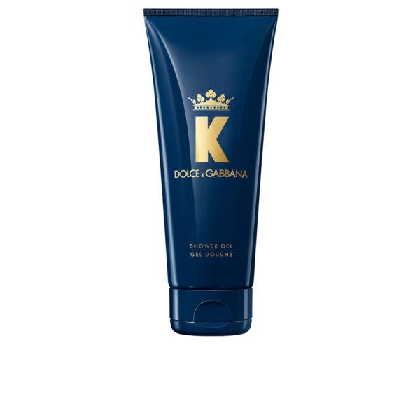 K BY DOLCE&GABBANA gel de ducha  200 ml by Dolce & Gabbana