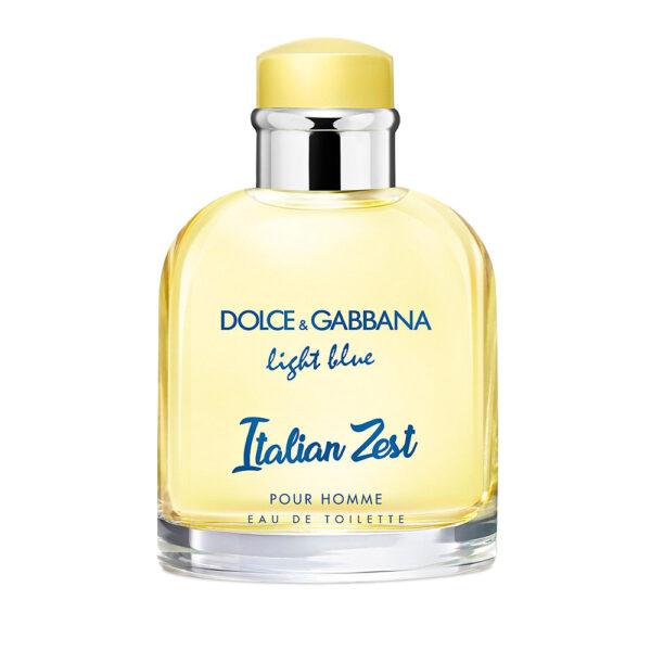 LIGHT BLUE POUR HOMME ITALIAN ZEST edt vaporizador 125 ml by Dolce & Gabbana