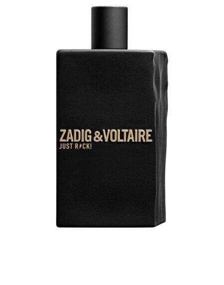 JUST ROCK! POUR LUI edt vaporizador 100 ml by Zadig & Voltaire