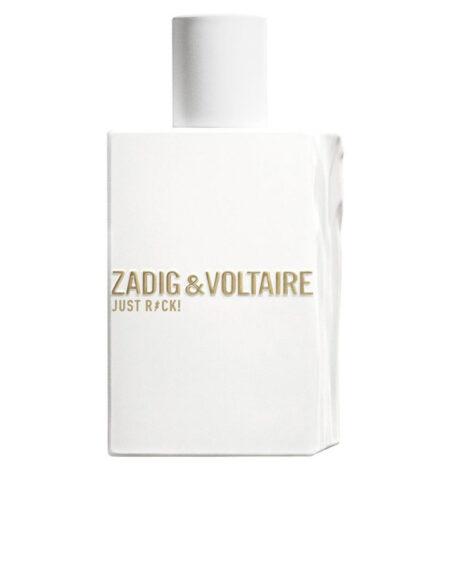 JUST ROCK! POUR ELLE edp vaporizador 100 ml by Zadig & Voltaire