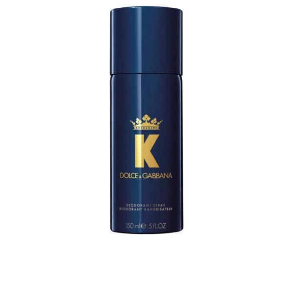 K BY DOLCE&GABBANA deo vaporizador 150 ml by Dolce & Gabbana