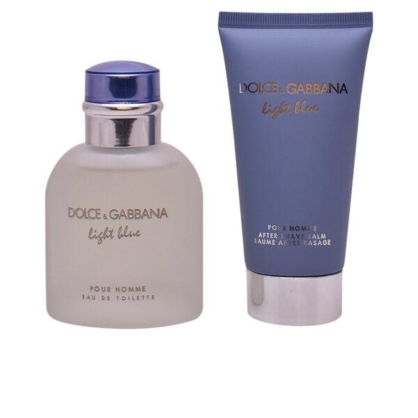 LIGHT BLUE POUR HOMME LOTE 2 pz by Dolce & Gabbana