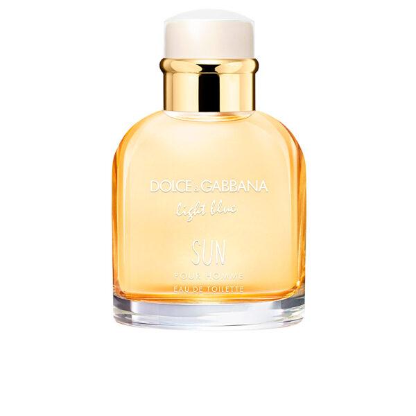 LIGHT BLUE SUN POUR HOMME edt vaporizador 75 ml by Dolce & Gabbana