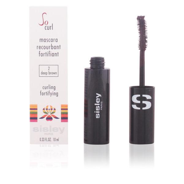 SO CURL mascara #02-deep brown 10 ml by Sisley