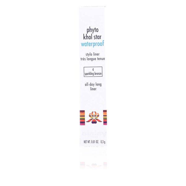 PHYTO KHOL STAR WP stylo liner #04-sparkling bronze 0