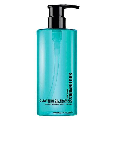 CLEANSING OIL shampoo anti-oil astringent cleanser 400 ml by Shu Uemura