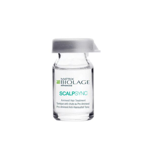 SCALPSYNC aminexil hair treatment 10X6 ml by Biolage