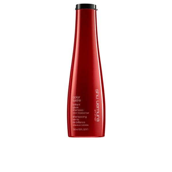 COLOR LUSTRE brilliant glaze shampoo 300 ml by Shu Uemura