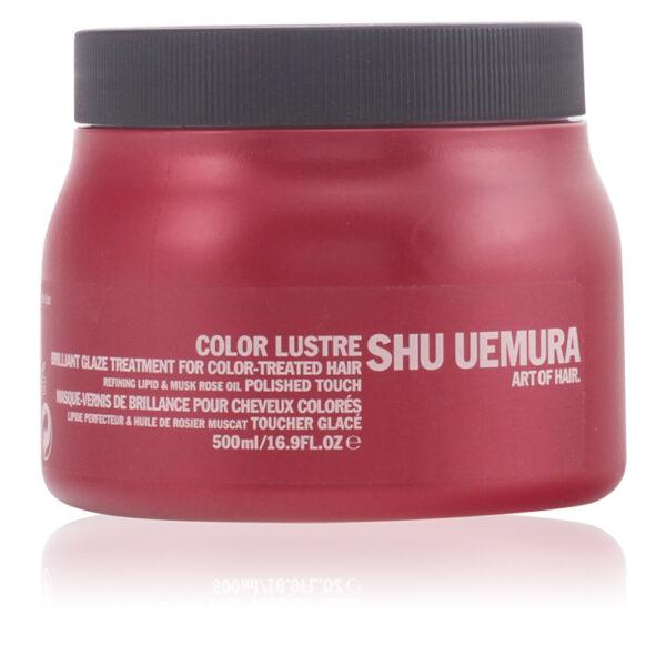 COLOR LUSTRE brilliant glaze treatment 500 ml by Shu Uemura