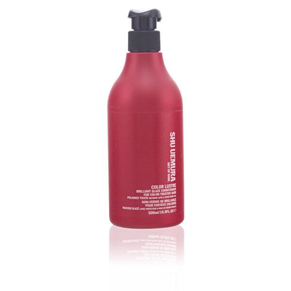 COLOR LUSTRE brilliant glaze conditioner 500 ml by Shu Uemura