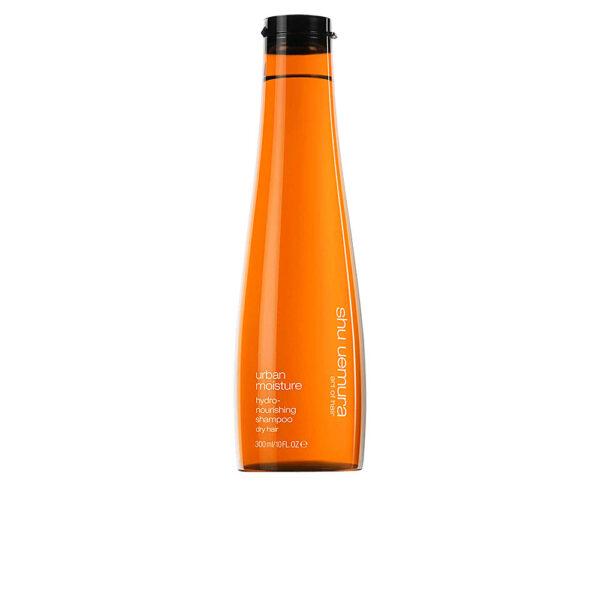 URBAN MOISTURE hydro-nourishing shampoo dry hair 300 ml by Shu Uemura