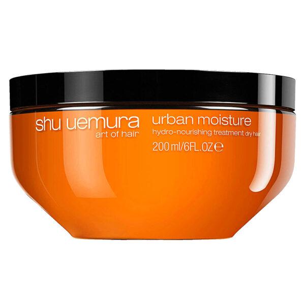 URBAN MOISTURE hydro-nourishing treatment dry hair 200 ml by Shu Uemura