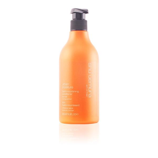 URBAN MOISTURE hydro-nourishing conditioner dry hair 500 ml by Shu Uemura