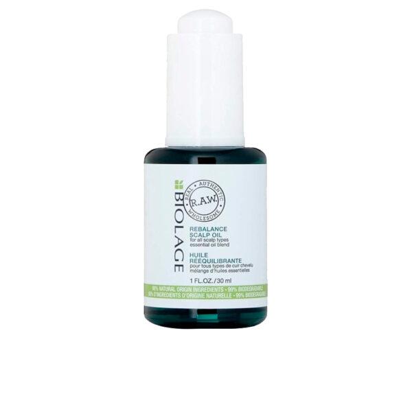 R.A.W. REBALANCE scalp oil 30 ml by Biolage