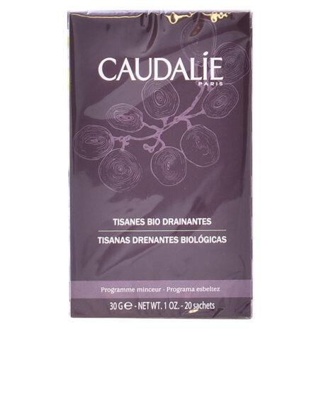 VINOTHÉRAPIE tisanes bio drainantes aide minceur 30 gr by Caudalie