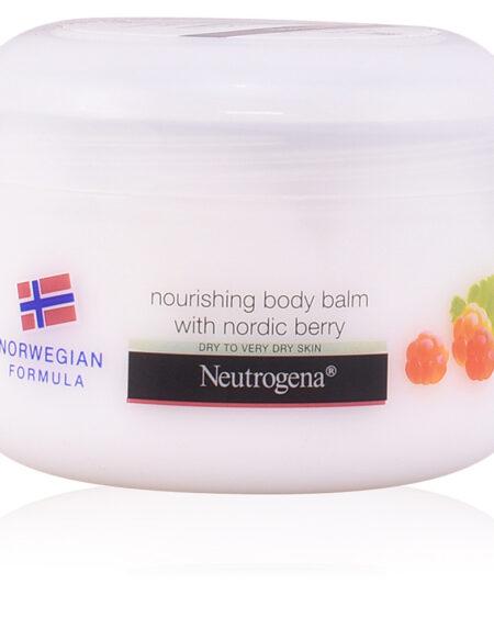 NORDIC BERRY nourishing body balm 200 ml by Neutrogena