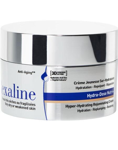 3D HYDRA-DOSE NUTRI+ hyper-hydrating cream 50 ml by Rexaline