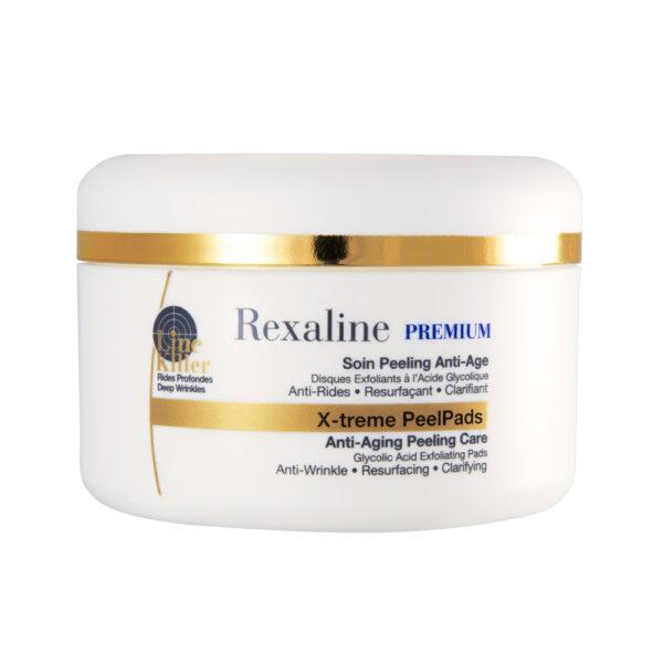 PREMIUM LINE-KILLER X-TREME anti-aging peeling care 30 pads by Rexaline