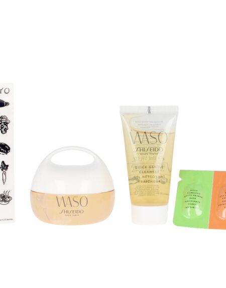 WASO CLEAR MEGA HYDRATING CREAM LOTE 3 pz by Shiseido