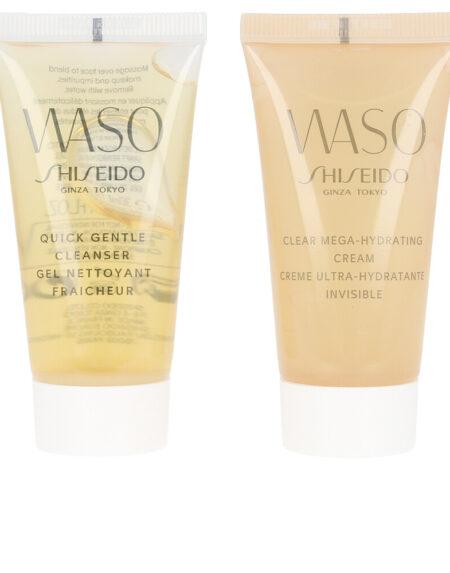 WASO CLEAR MEGA HYDRATING CREAM LOTE 2 pz by Shiseido
