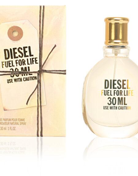 FUEL FOR LIFE POUR FEMME edp vaporizador 30 ml by Diesel