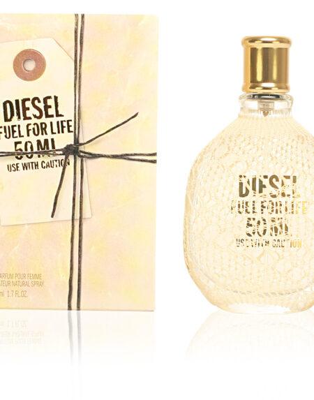 FUEL FOR LIFE POUR FEMME edp vaporizador 50 ml by Diesel