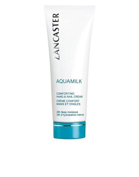 AQUAMILK hand&nail cream tube 75 ml by Lancaster