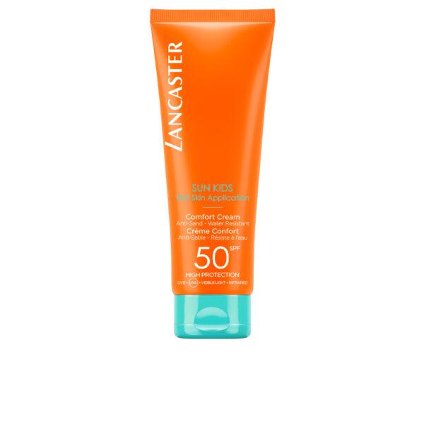 SUN KIDS comfort cream wet skin SPF50 125 ml by Lancaster