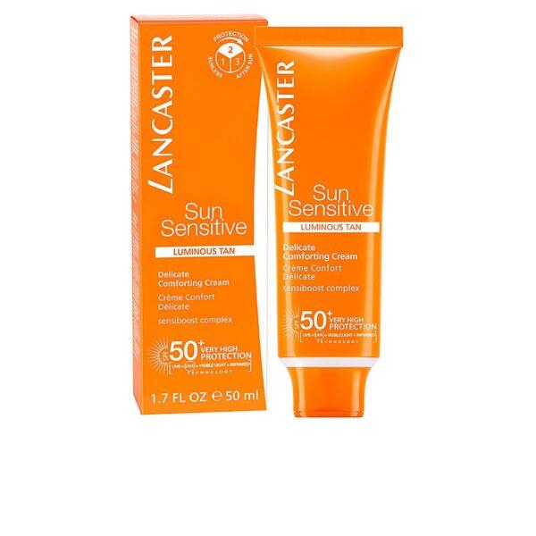 SUN SENSITIVE delicate comforting cream SPF50+ 50 ml by Lancaster