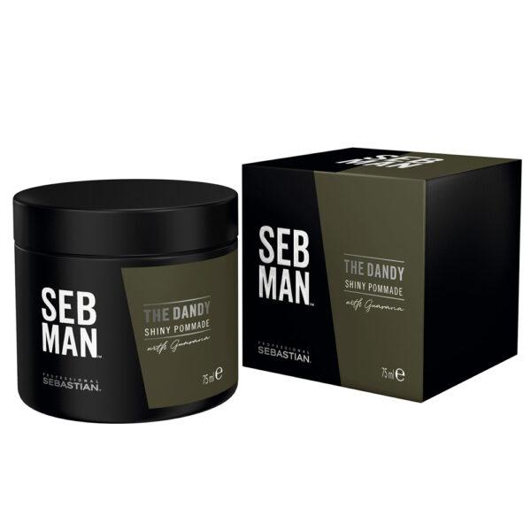 SEBMAN THE DANDY shiny pommade 75 ml by Seb Man