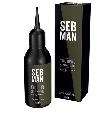 SEBMAN THE HERO re-workable gel 75 ml by Seb Man