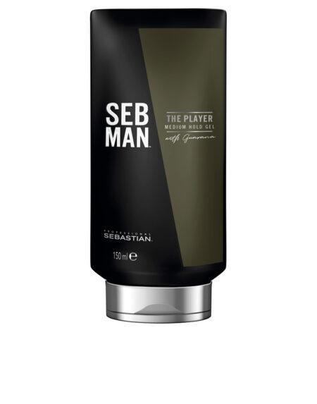 SEBMAN THE PLAYER medium hold gel 150 ml by Seb Man