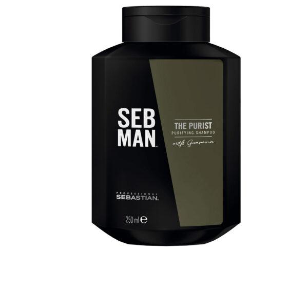 SEBMAN THE PURIST purifying shampoo 250 ml by Seb Man